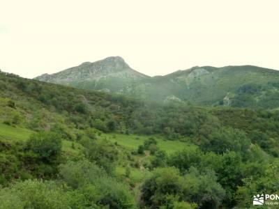 Montaña Palentina;Fuente Cobre;Tosande; los arrudos selva oza sierras subbeticas sendero rio borosa